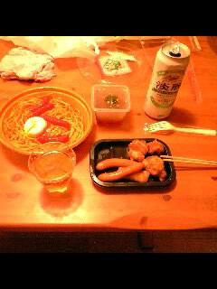 寂しい夕食